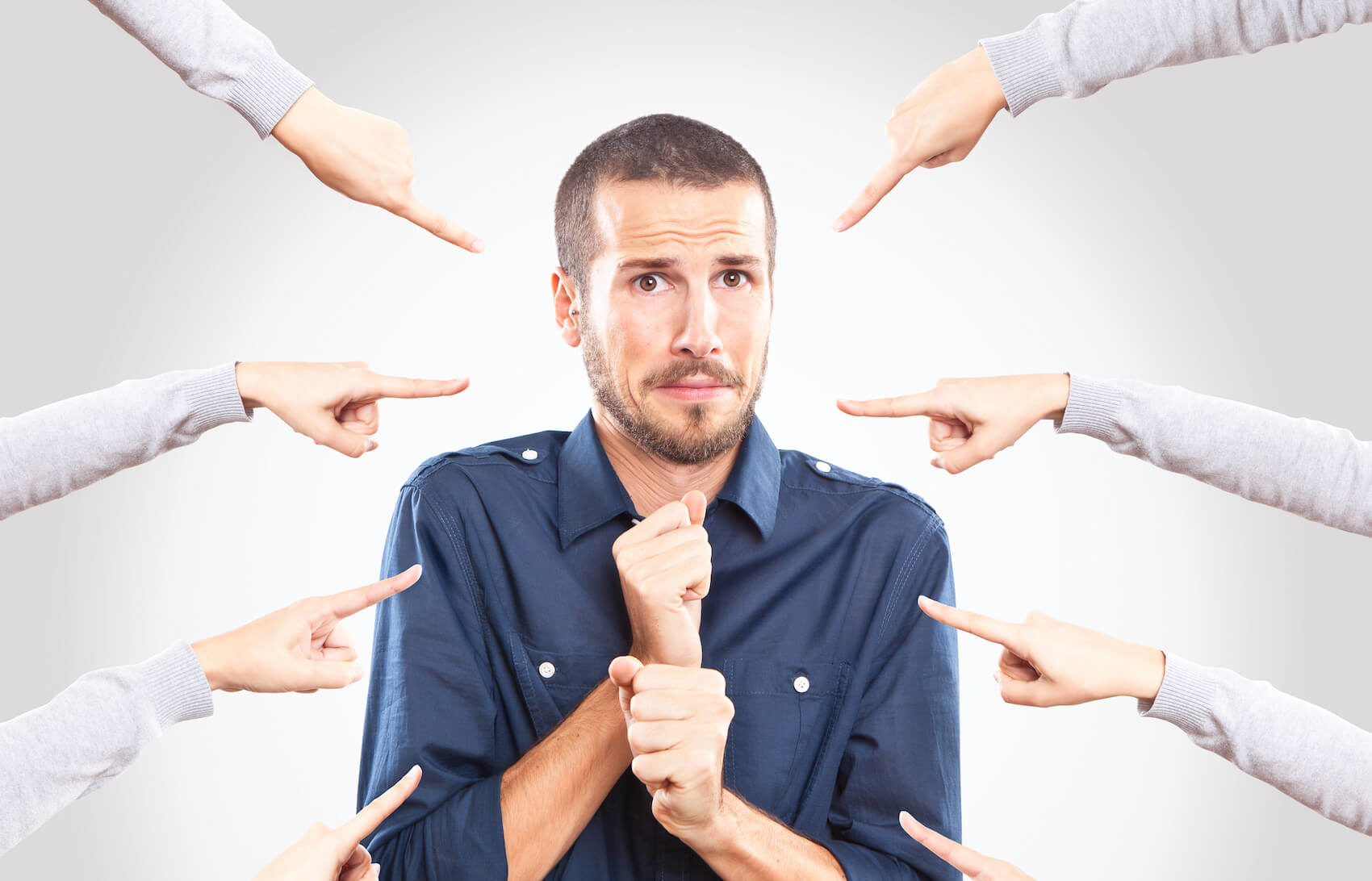 Entscheidung treffen Umgang mit Kritik